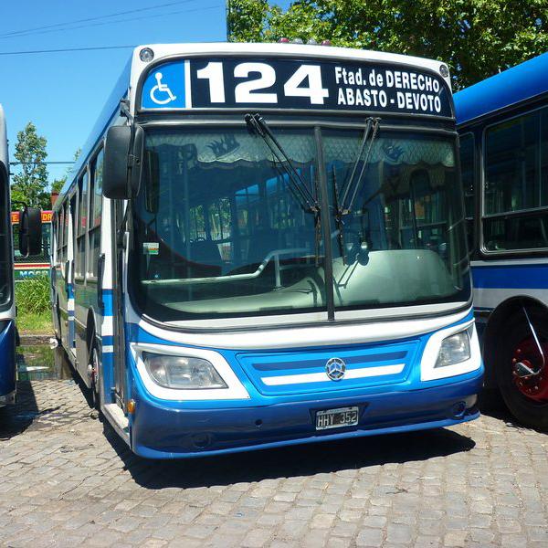 Colectivo Línea 124